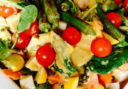 Saladbarfr