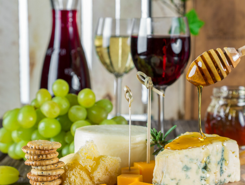 Thursday 30 November 2017 : Cheese And Wine With Parents