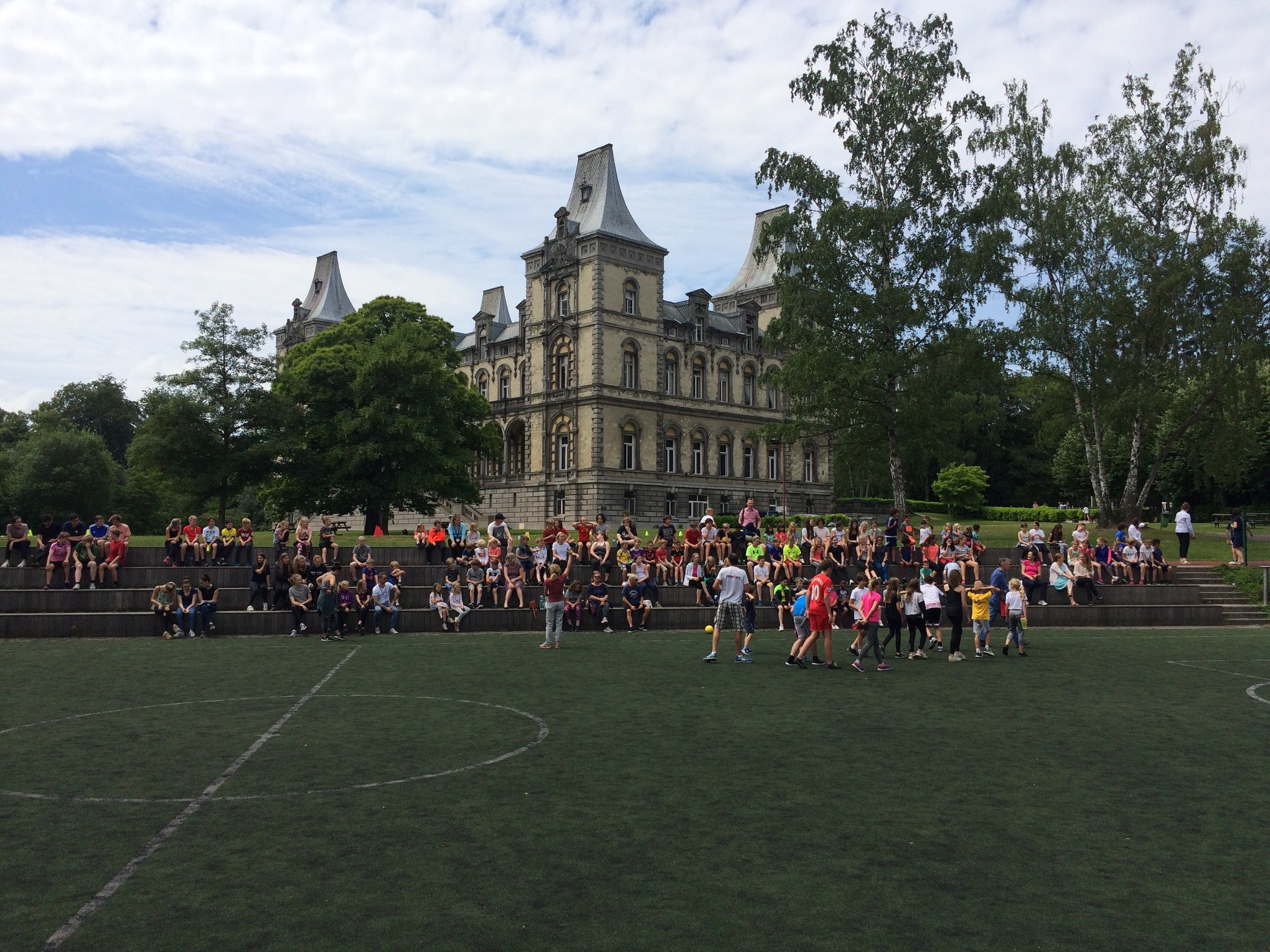 Thursday 7 June: Campus Spring Sports Day