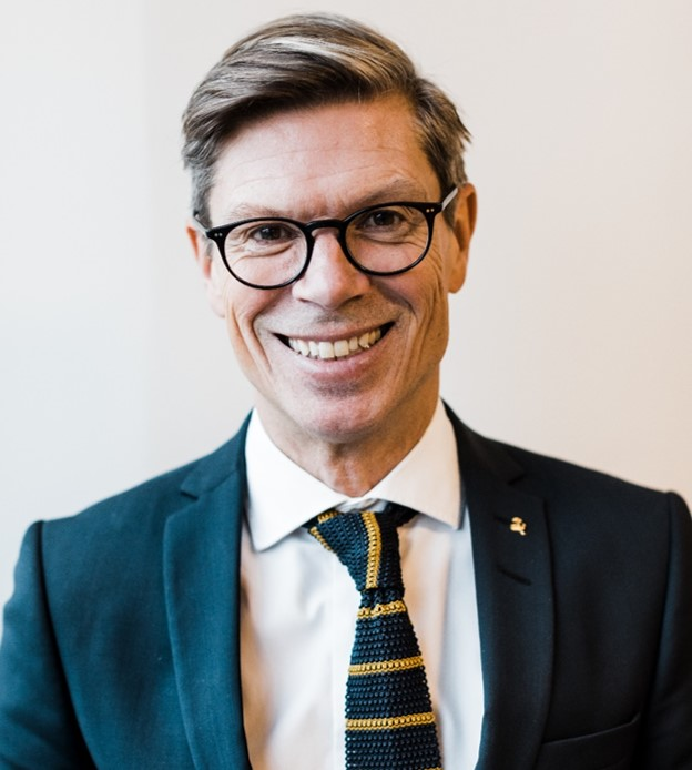 Ulf Mazetti, New Principal